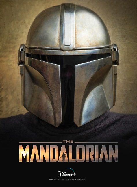 The Mandalorian Entertainment Weekly No Text Cover Fan Edit