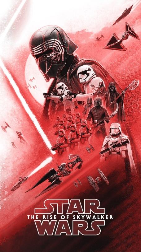 New! Star Wars Insider: The Rise Of Skywalker Cover Art Wallpaper