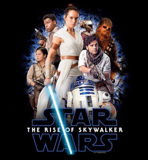 New! Star Wars- The Rise Of Skywalker The Resistance Poster