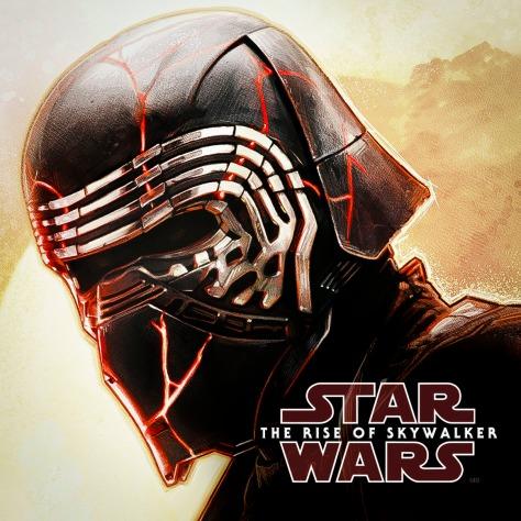 The Rise of Skywalker Art