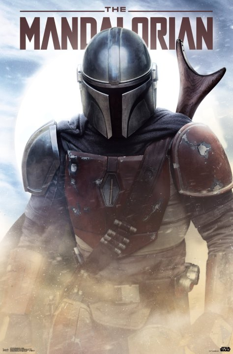 Star Wars - The Mandalorian Posters by Trends International 1