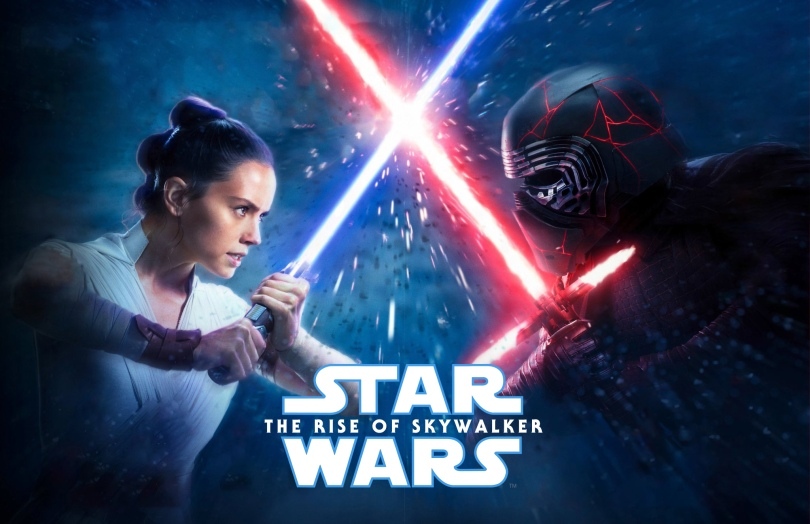 Star Wars - The Rise of Skywalker - Empire Magazine Textless Covers New