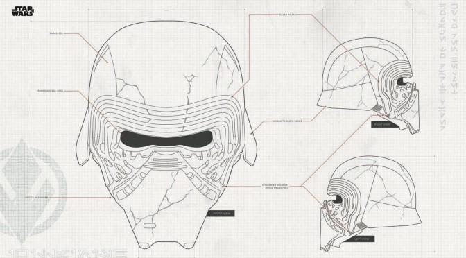 Star Wars: The Rise of Skywalker – Blueprints