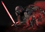 Star Wars - The Rise of Skywalker - Official Style Guide Promotional Artwork - Knights of Ren