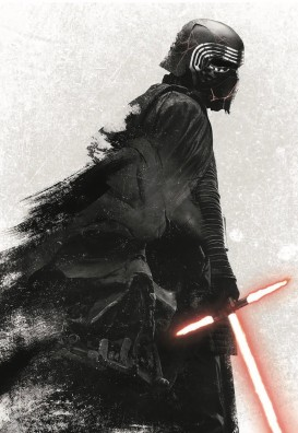 Star Wars - The Rise of Skywalker - Official Style Guide Promotional Artwork - Kylo Ren and the First Order