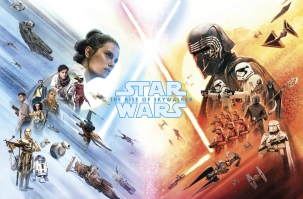 Star Wars The Rise of Skywalker Teaser Poster