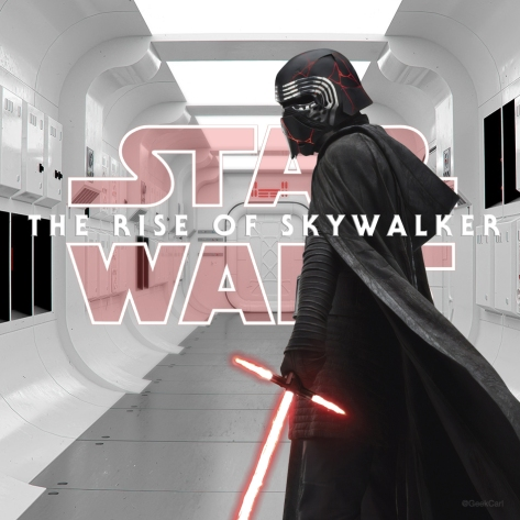 The Rise Of Skywalker Kylo Ren