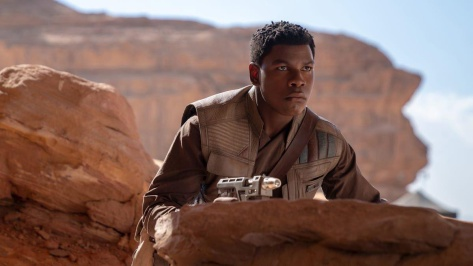NEW Finn Promo Shot - Star Wars - The Rise of Skywalker