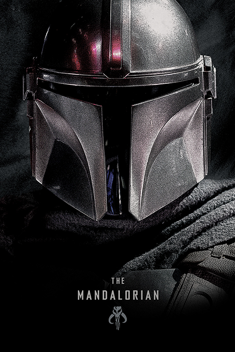 NEW Star Wars The Mandalorian Poster 1
