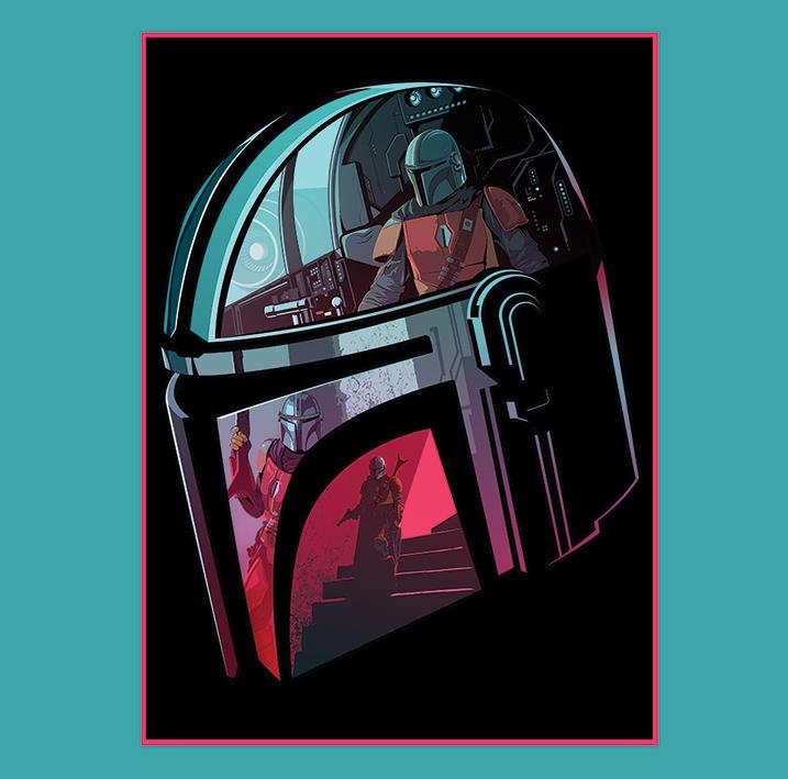 NEW Star Wars The Mandalorian Poster