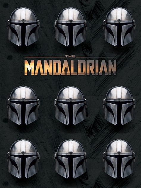 NEW Star Wars The Mandalorian Poster 4