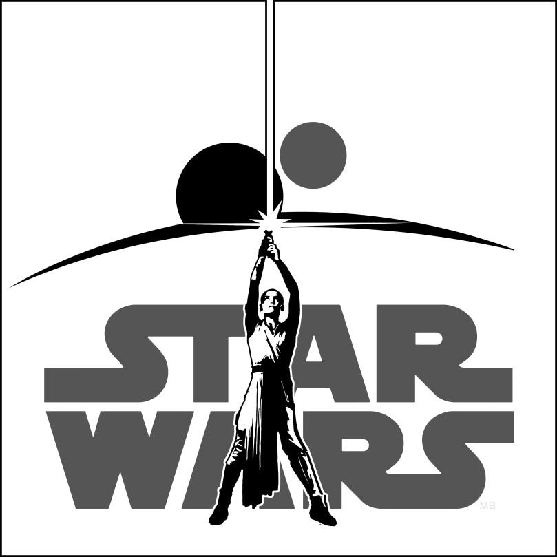 Rey Art - Star Wars The Rise of Skywalker by GeekCarl - 1
