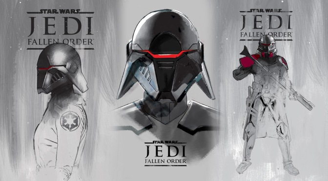 Star Wars Jedi: Fallen Order Promotion Art