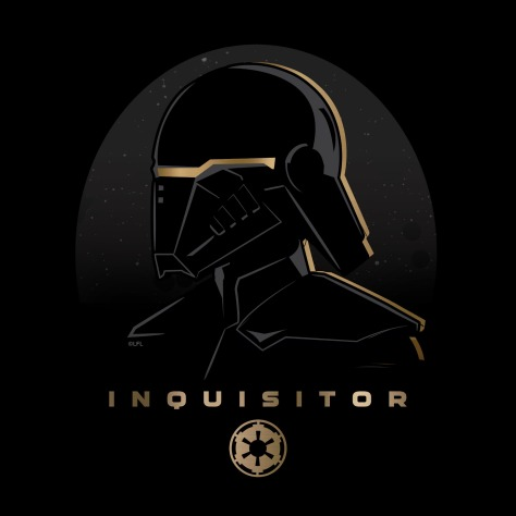 Star Wars Jedi Fallen Order Promo Art - Inquisitor