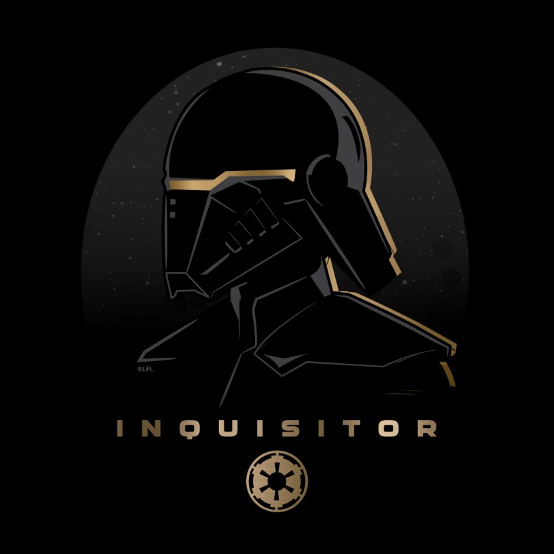 Star Wars Jedi Fallen Order Promo Art - Inquisitor