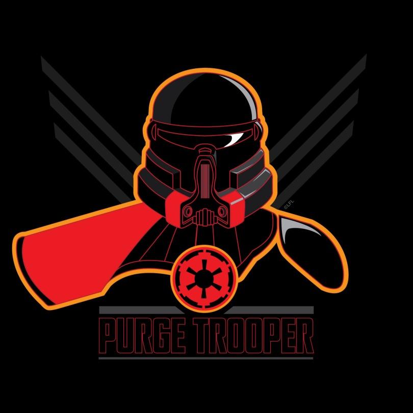 Star Wars Jedi Fallen Order Promo Art - Purge Trooper