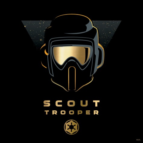 Star Wars Jedi Fallen Order Promo Art - Scout Trooper