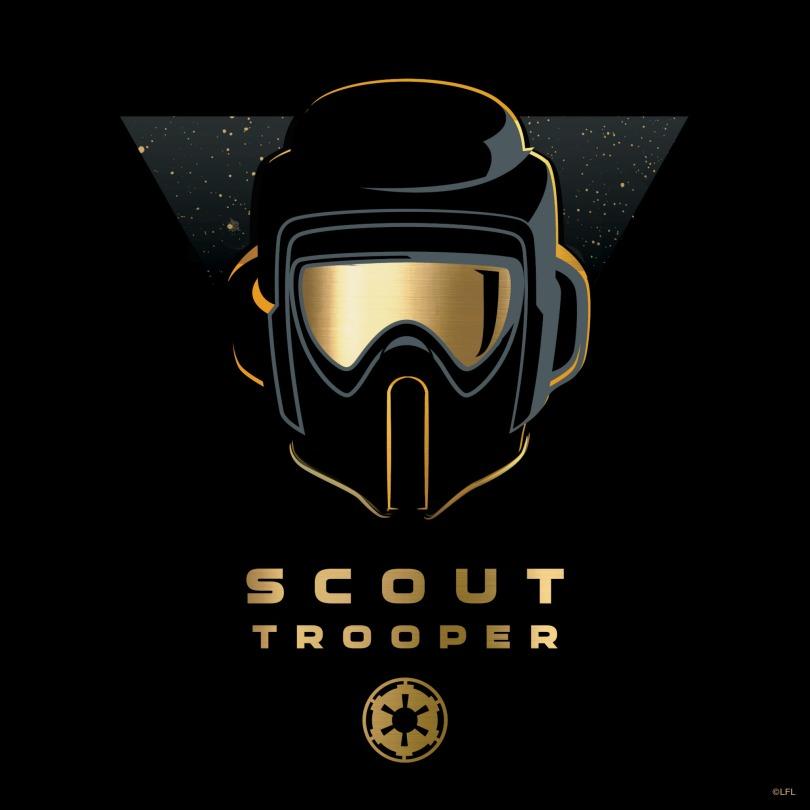 Star Wars Jedi Fallen Order Promo Art - Scout Trooper