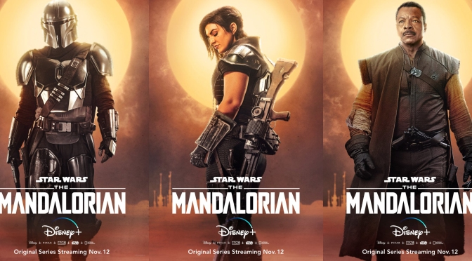 Star Wars: The Mandalorian – Character Posters