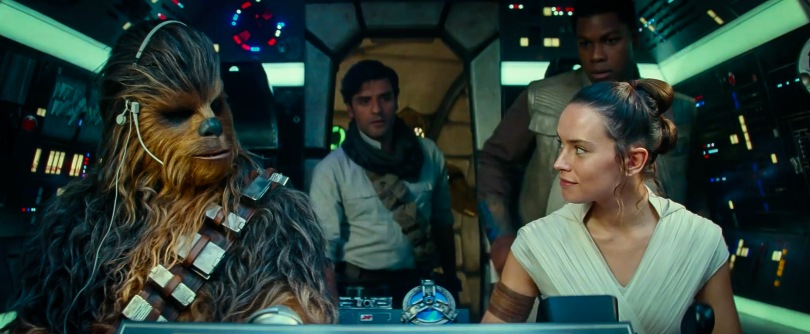 Star Wars The Rise of Skywalker Final Trailer Teaser Image