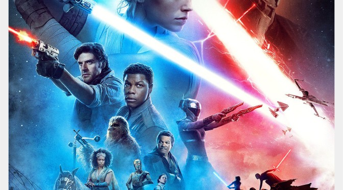 Star Wars: The Rise of Skywalker 'Official' FINAL Film Poster