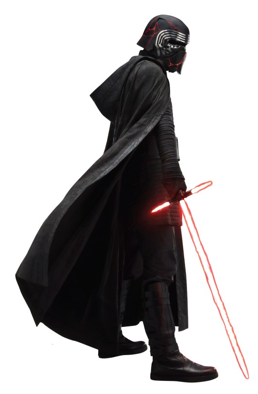 Star Wars The Rise of Skywalker Official Kylo Ren Cut Out