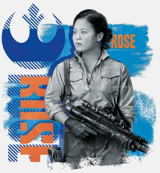 Star Wars - The Rise of Skywalker - Rose Official Promo Art