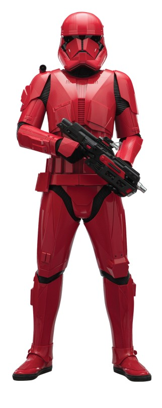 Star Wars The Rise of Skywalker Official Sith Trooper Cut Out