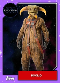 Star Wars - The Rise of Skywalker - Official Topps Trading Cards - Boolio