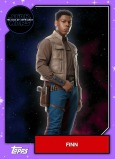 Star Wars - The Rise of Skywalker - Official Topps Trading Cards - Finn