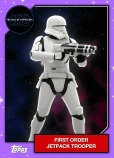 Star Wars - The Rise of Skywalker - Official Topps Trading Cards - First Order Jetpack Trooper
