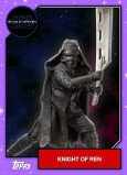 Star Wars - The Rise of Skywalker - Official Topps Trading Cards - Knights of Ren 3