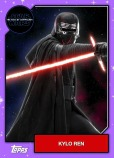 Star Wars - The Rise of Skywalker - Official Topps Trading Cards - Kylo Ren