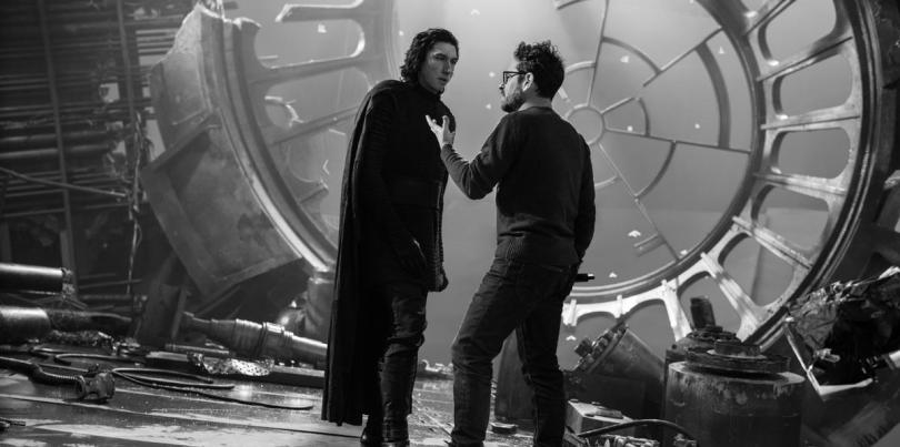 Star Wars - The Rise of Skywalker Behind the Scenes JJ Abrams and Adam Driver