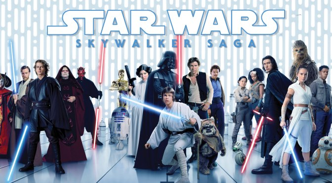 Star Wars: The Rise of Skywalker – EW Textless Covers
