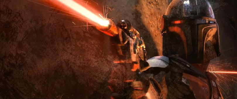 The Art of Star Wars The Mandalorian - End Credits Art - 5