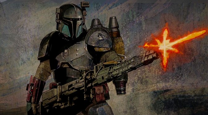 The Art of Star Wars: The Mandalorian – Chapter 3 'The Sin'