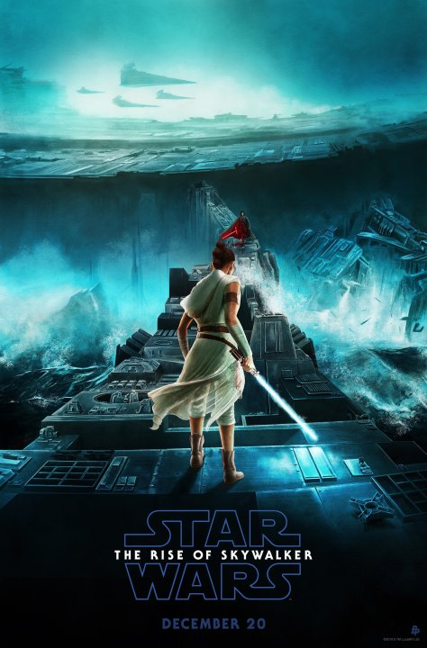 Art of Star Wars The Rise of Skywalker Posters 4