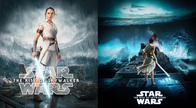New! Art of Star Wars: The Rise of Skywalker Posters