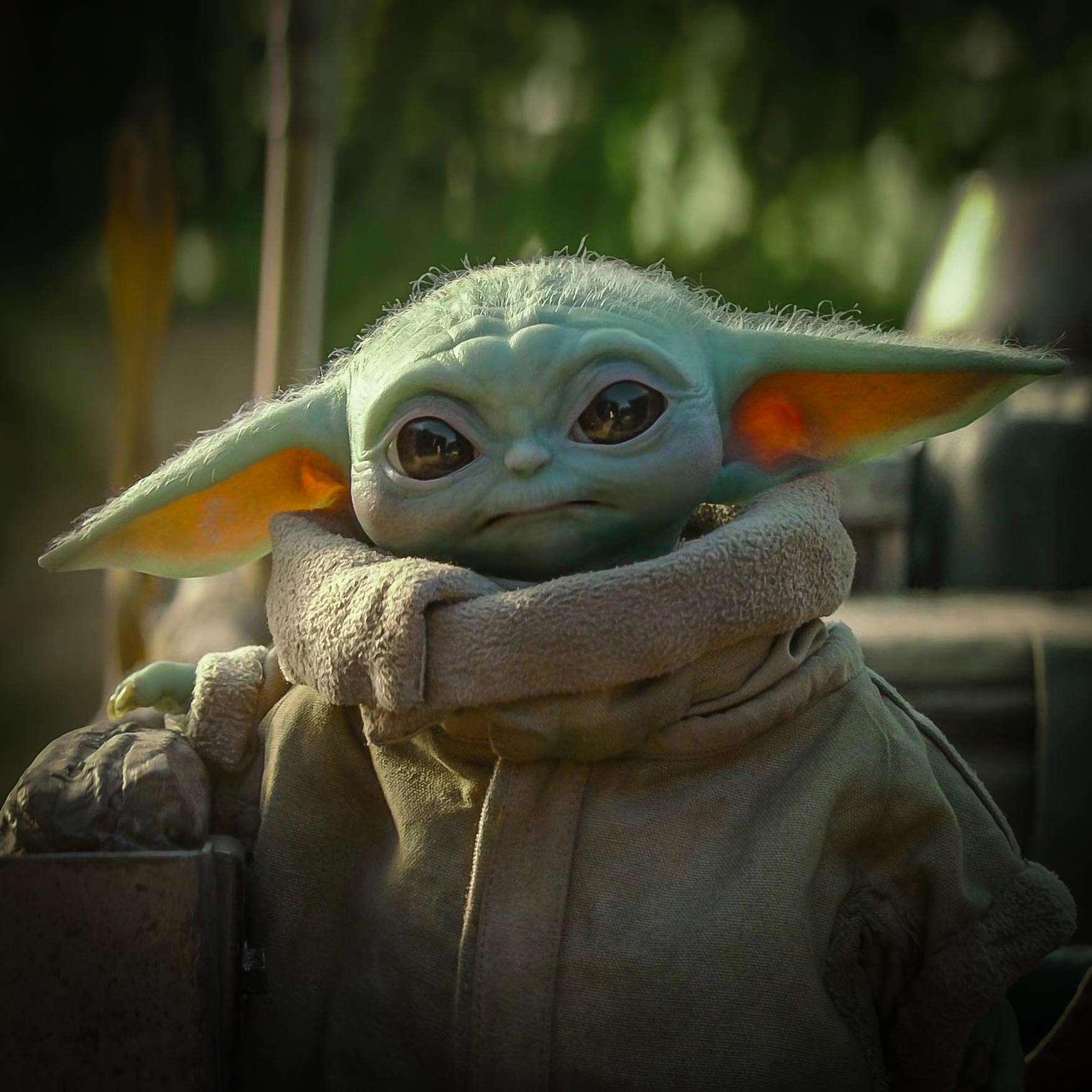 Star Wars The Mandalorian Baby Yoda Geek Carl