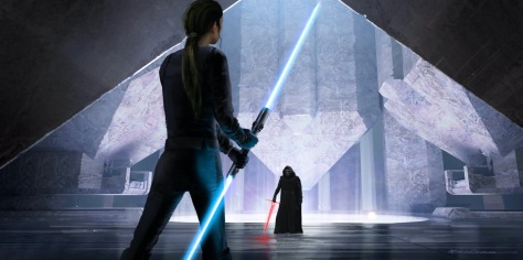 Star Wars Duel of the Fates Leaked Concept Art - Part 2