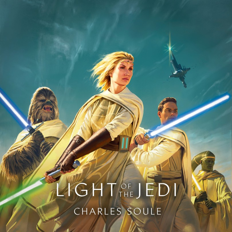Star Wars The High Republic Light of the Jedi - Audio Book Cover