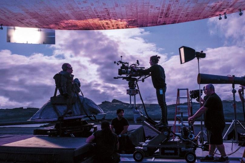 Star Wars: The Mandalorian - Behind the Scenes Photos