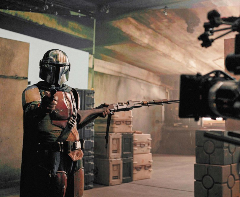 Star Wars: The Mandalorian - Behind the Scenes Photos