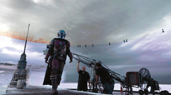 Star Wars: The Mandalorian – Behind the Scenes Photos