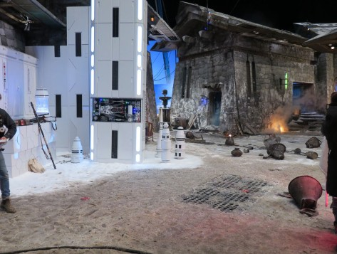 Star Wars The Rise of Skywalker - Behind the Scenes Photos